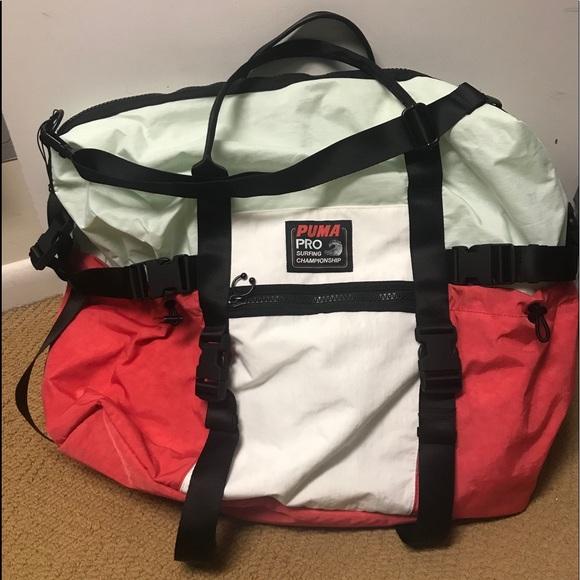 New Fenty by Rihanna puma Weekend XL Duffle Bag